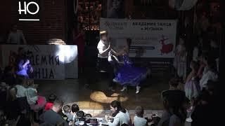 Венский вальс. Бальные танцы. Академия Танца и Музыки, г. Саратов