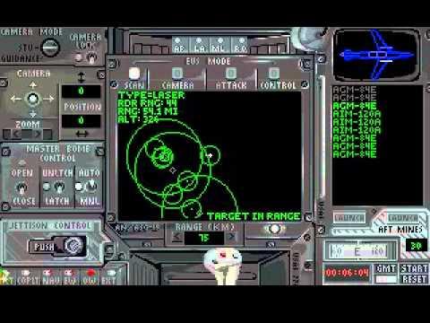 Megafortress - Flight of the Old Dog