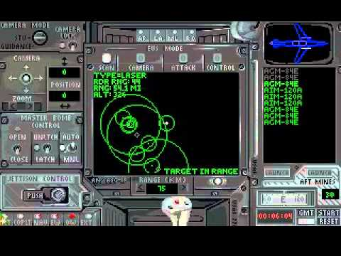 Megafortress - Flight of the Old Dog - YouTube