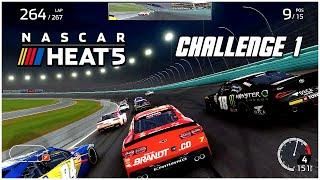 NASCAR Heat 5 - Challenge 1 | Second Chances (Justin Allgaier Challenge Race)