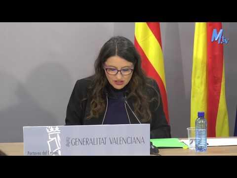 Maestrat Tv - Vinaròs - Roda de premsa de la Generalitat Valenciana