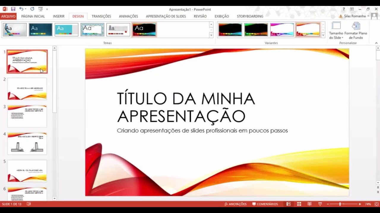 Coolmathgamesus  Fascinating Power Point   Apresentao De Slides Profissional Em  With Lovely Power Point   Apresentao De Slides Profissional Em Poucos Minutos  Youtube With Amusing How To Do A Great Powerpoint Presentation Also Download Themes For Microsoft Powerpoint  In Addition Online Powerpoint Tutorial And Powerpoint Free  As Well As Make Template Powerpoint Additionally Powerpoint Assessment Rubric From Youtubecom With Coolmathgamesus  Lovely Power Point   Apresentao De Slides Profissional Em  With Amusing Power Point   Apresentao De Slides Profissional Em Poucos Minutos  Youtube And Fascinating How To Do A Great Powerpoint Presentation Also Download Themes For Microsoft Powerpoint  In Addition Online Powerpoint Tutorial From Youtubecom