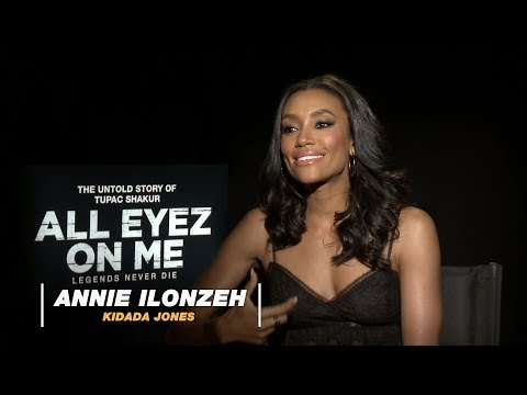 Annie Ilonzeh on The