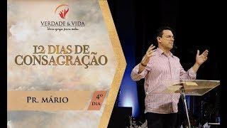 CULTO CONSAGRAÇÃO 12 DIAS // DIA 4 2019