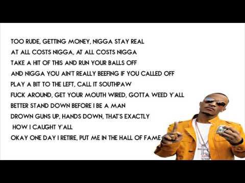 T.I. - Money Talk Lyrics