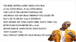 T.I. - Money Talk Lyrics