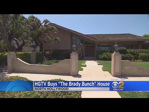 Mazzy - HGTV Buys Brady Bunch House...show coming....