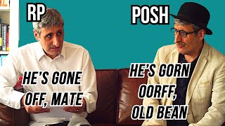 Download RP (Received pronunciation) vs POSH ENGLISH The Differences and the HISTORY Explained.