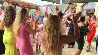 Dasma Shqiptare 2017 D. ne Kalan e Ulqinit Fejesa Myrto Bushatit&Edita- IsmetAloshiBand +38269544737