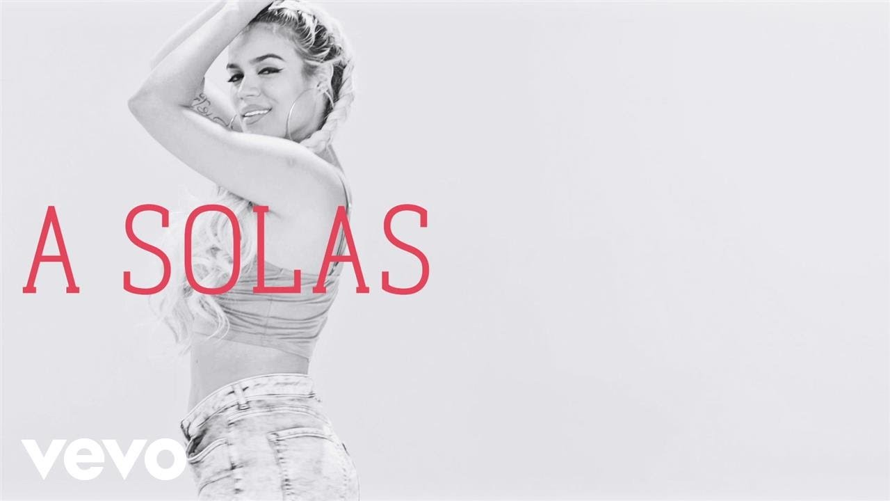 karol-g-a-solas-lyric-video
