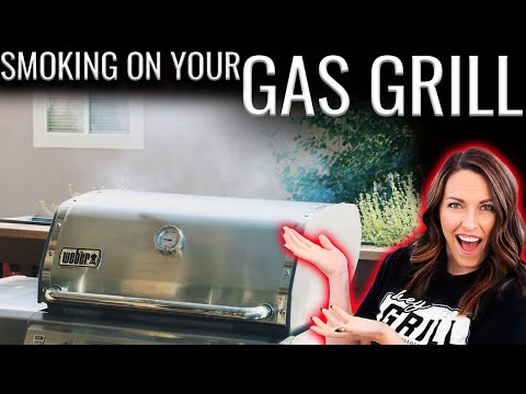 Smoking on a Gas Grill How To