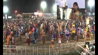 Radhe Raas Garba, Ahmedabad - 2011 - Rajdeep Barot, Vanita Barot - Day 7 Part 2