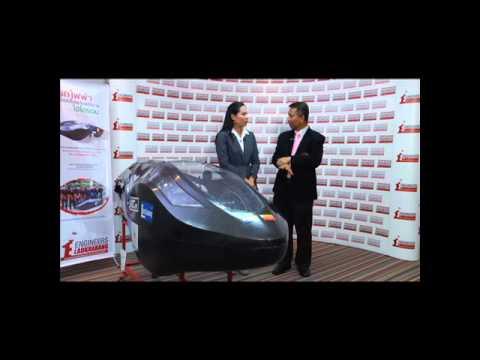 ยานยนต์ไฟฟ้า Inno Gen KMITL V1 and  V2   Fuel Cell Electric Cars