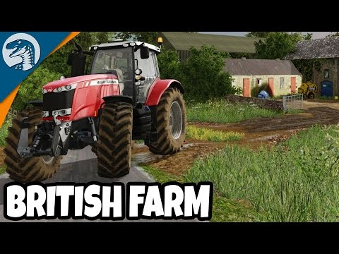 NEW YEAR, NEW FARM CONTINUES | Farming Simulator 17 - Multiplayer Gameplay