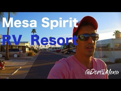 Mesa Spirit RV Resort Review - Thousand Trails (Encore) (76)