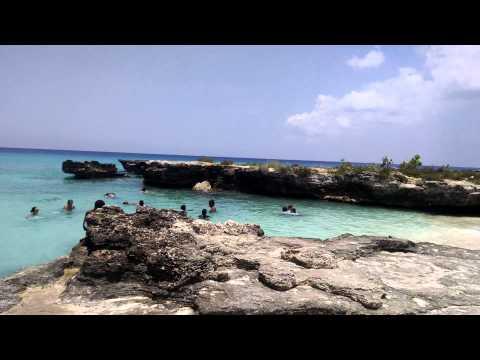 Smith cove beach Grand Cayman 7/15