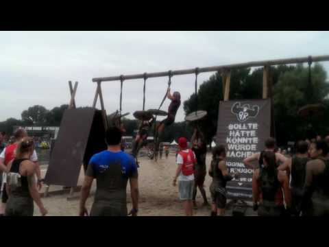 UFO Obstacle at OCR European Championships