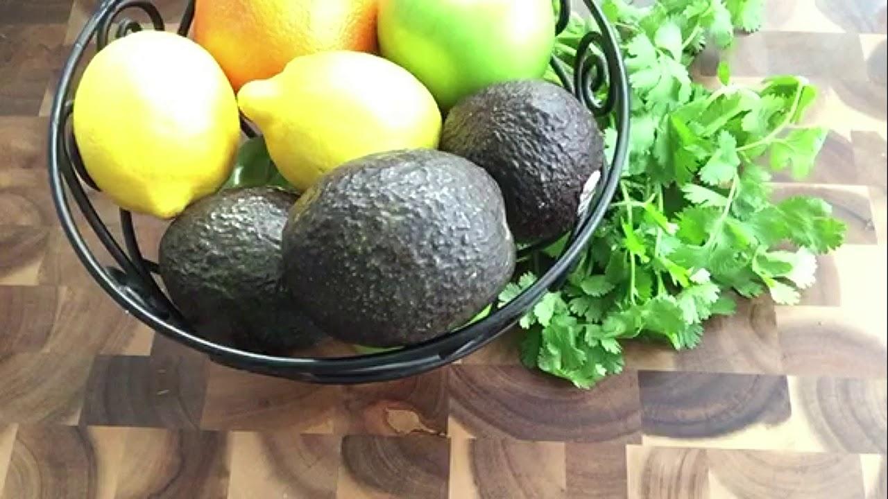 Авокадо Как Правильно Выбрать и Сохранить ✔️