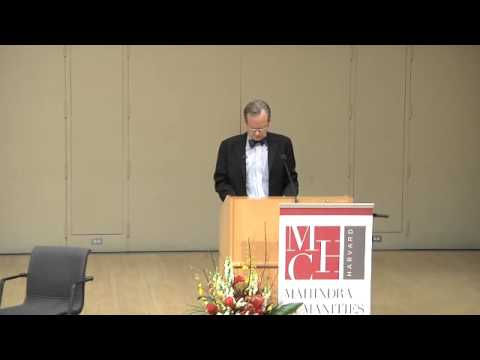 """Campaign Finance Reform and the First Amendment"" Tanner Lectures 2013 