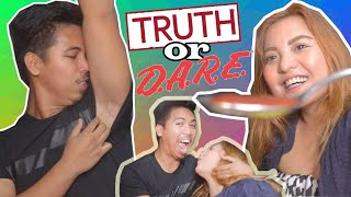 TRUTH OR DARE WITH CONGTV (Nagkaalaman na!!)
