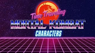 Which Mortal Kombat characters can time travel? (No MK11 Leaks/Spoilers)