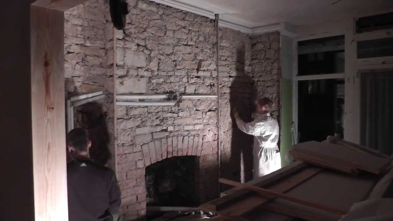 Superb Insulating A Solid Wall With Lime Hemp Plaster   YouTube