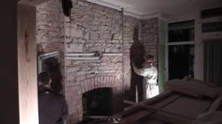 Insulating a Solid wall with Lime Hemp Plaster