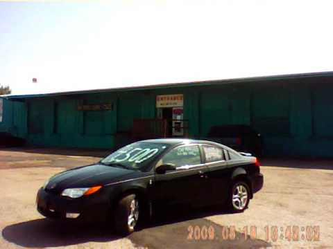 2003 Saturn Ion With Manual Transmission Youtube