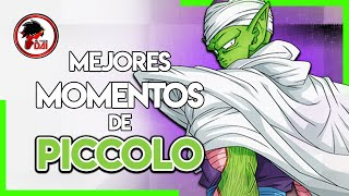 DBZ: Los MEJORES MOMENTOS de PICCOLO (Picoro)