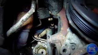 How to CHANGE manual transmission audi TT как снять мкпп audi TT