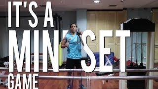 CHEST, TRICEPS & SHOULDERS WORKOUT - THE 4 PILLARS OF A SUCCESSFUL MINDSET | SAIF
