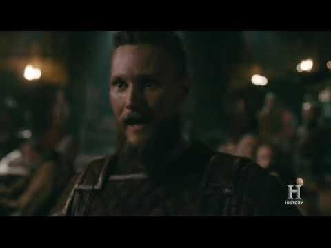 "Vikings - Ubbe: ""We Are Vikings!"" [Season 6 Official Scene] (6x03) [HD]"
