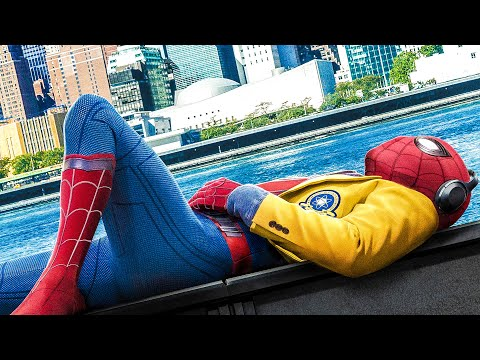 SPIDER-MAN: HOMECOMING All Trailer + Movie Clips (2017)