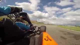 Video Gopro Karting à Ancenis Sodi S2 VS Sodi S3 Moteur 125 Rotax
