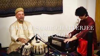 Pandit Samir Chatterjee   Tabla Solo   Mishra jati   Chakradar