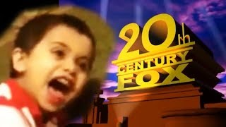 20th Century Fox NEW INTRO НОВАЯ ЗАСТАВКА 20 век фокс