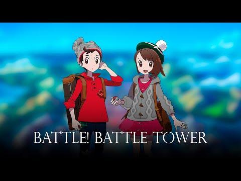 Battle! Battle Tower - Remix Cover (Pokémon Sword And Shield)