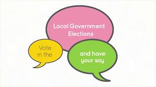 Be a Vocal Local and Vote in the 2017 Local Government Elections