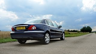 2004 JAGUAR X-TYPE 3.0 AWD VIDEO REVIEW