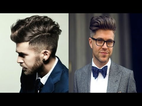 Medium Length Hairstyles For Men 2017 -2018-Men's Medium Hairstyles 2017-2018-Mens Trendy Hairstyles