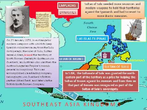 History of Sultanate of Sulu & North Borneo Part 3