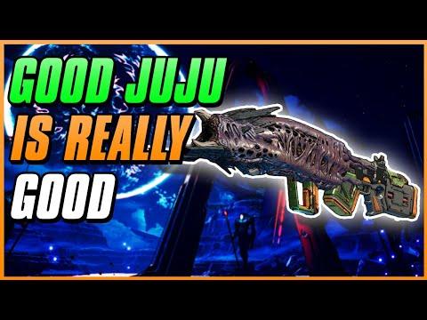 NEWLY BUFFED GOOD JUJU WRECKS MOBS!   Borderlands 3 Hotfix Weapon Buff Overview