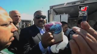 تجار بورسعيد يطلقون مبادرة لبيع ٨٠٠٠ شنطة مواد غذائية بـ٢٠ جنيها