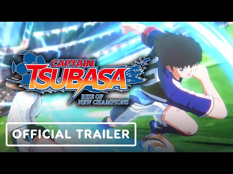 Captain Tsubasa: Rise of New Champions - Official Announcement Trailer