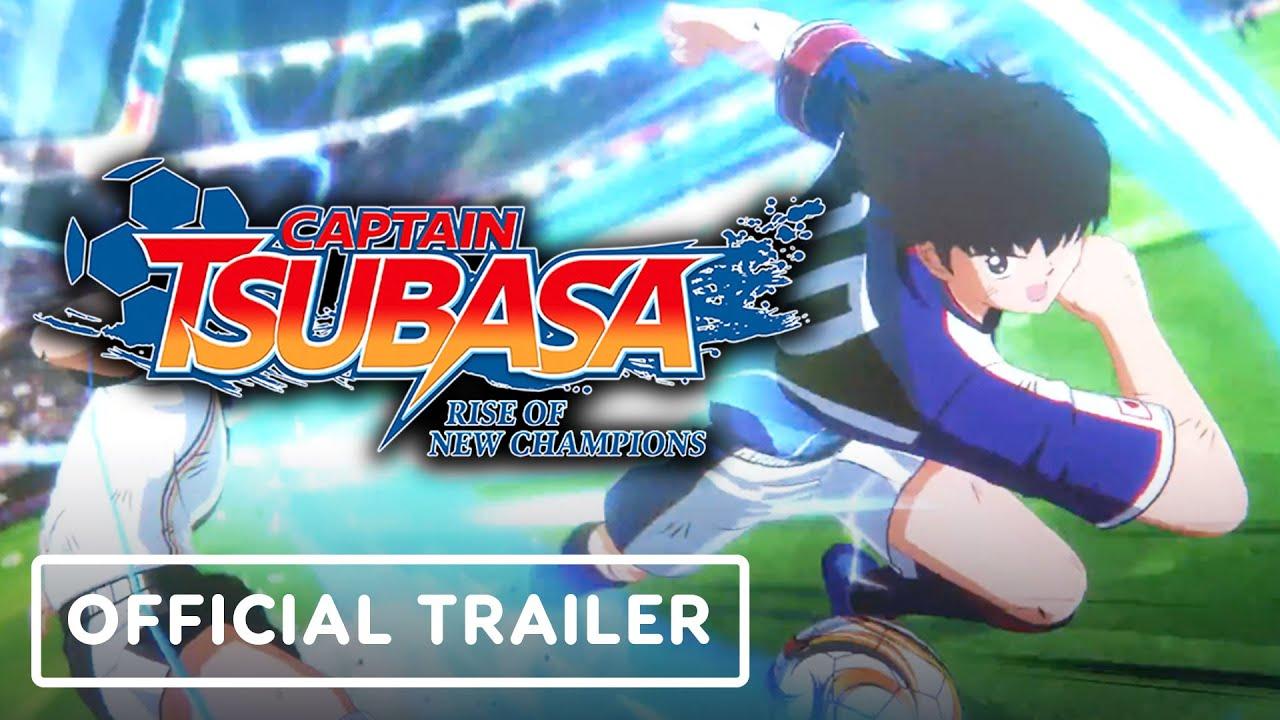 Launch Trailer για το CAPTAIN TSUBASA: Rise of New Champions