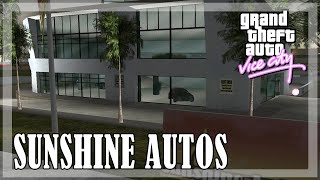 Скачать GTA Vice City All SUNSHINE AUTOS Car List Deliveries