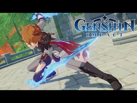 Genshin Impact Final Closed Beta Test Part 20 Meeting Childe Xiao Rite Of Descension Youtube