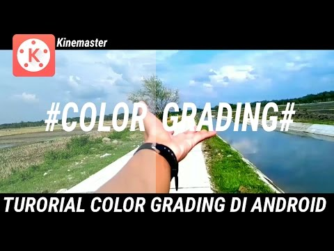 Tutorial COLOR GRADING di android - kinemaster