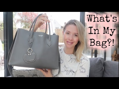 1c0b7ff7bd86 WHAT'S IN MY BAG 2018 | KERRY WHELPDALE - YouTube