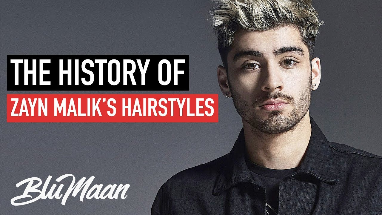 Zayn Malik Hairstyles: From WORST to BEST  Mens Hair Advice 12